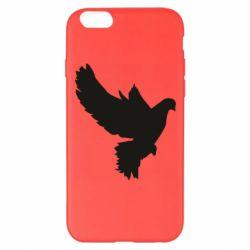 Чехол для iPhone 6 Plus/6S Plus Pigeon silhouette