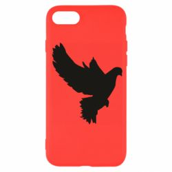 Чехол для iPhone 7 Pigeon silhouette