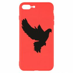 Чехол для iPhone 7 Plus Pigeon silhouette
