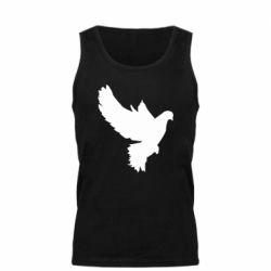 Мужская майка Pigeon silhouette