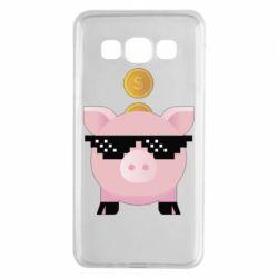 Чохол для Samsung A3 2015 Piggy bank