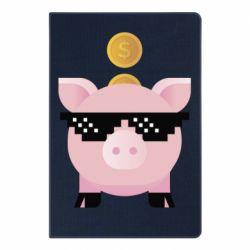 Блокнот А5 Piggy bank