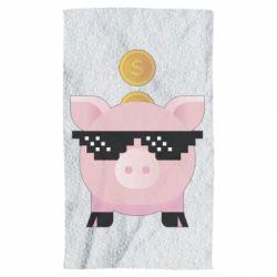 Рушник Piggy bank