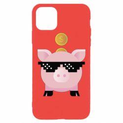 Чохол для iPhone 11 Pro Max Piggy bank