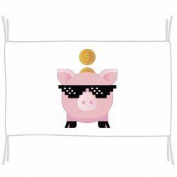 Прапор Piggy bank