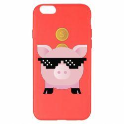 Чохол для iPhone 6 Plus/6S Plus Piggy bank