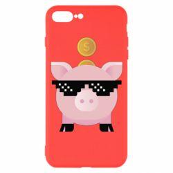 Чохол для iPhone 7 Plus Piggy bank