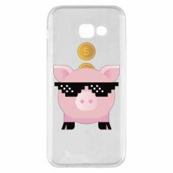 Чохол для Samsung A5 2017 Piggy bank