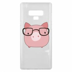 Чохол для Samsung Note 9 Piggy