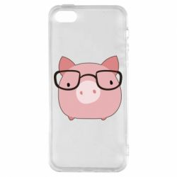Чохол для iphone 5/5S/SE Piggy