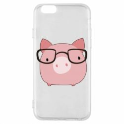 Чохол для iPhone 6/6S Piggy