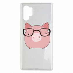 Чохол для Samsung Note 10 Plus Piggy
