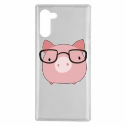 Чохол для Samsung Note 10 Piggy