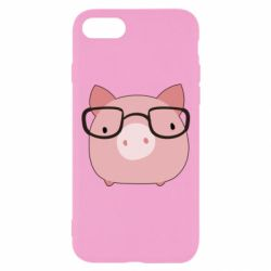 Чохол для iPhone 7 Piggy