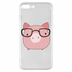Чохол для iPhone 8 Plus Piggy