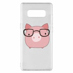 Чохол для Samsung Note 8 Piggy