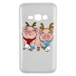 Чохол для Samsung J1 2016 Pigs