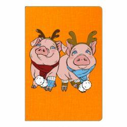 Блокнот А5 Pigs