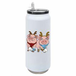 Термобанка 500ml Pigs