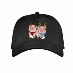 Дитяча кепка Pigs