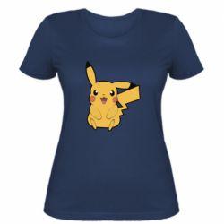 Жіноча футболка Pika Pika