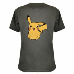 Камуфляжна футболка Pika Pika