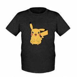 Детская футболка Pika Pika