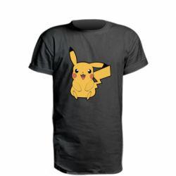 Подовжена футболка Pika Pika