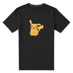 Мужская стрейчевая футболка Pika Pika