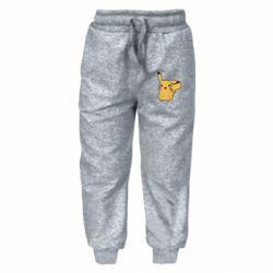 Дитячі штани Pika Pika