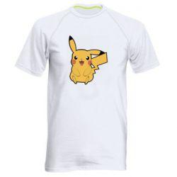 Мужская спортивная футболка Pika Pika