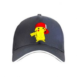 Кепка Pikachu in a cap