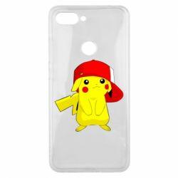 Чехол для Xiaomi Mi8 Lite Pikachu in a cap