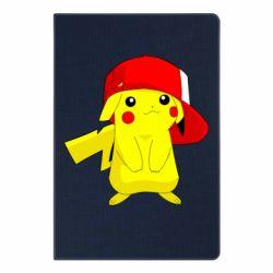 Блокнот А5 Pikachu in a cap