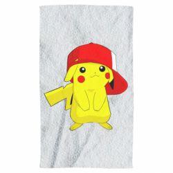Полотенце Pikachu in a cap