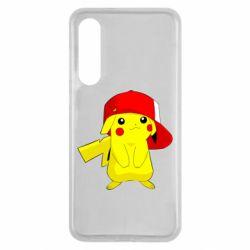 Чехол для Xiaomi Mi9 SE Pikachu in a cap