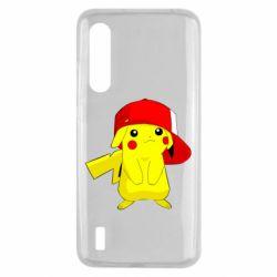Чехол для Xiaomi Mi9 Lite Pikachu in a cap