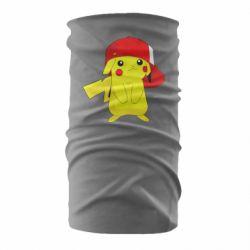 Бандана-труба Pikachu in a cap
