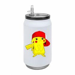 Термобанка 350ml Pikachu in a cap