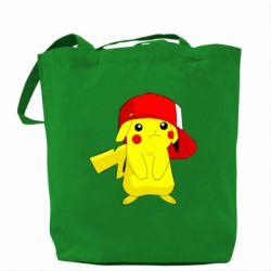 Сумка Pikachu in a cap