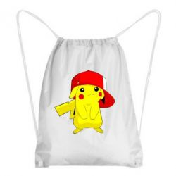 Рюкзак-мешок Pikachu in a cap