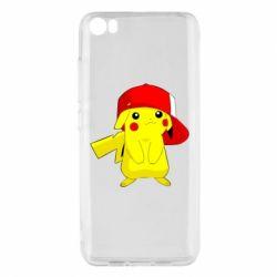 Чехол для Xiaomi Mi5/Mi5 Pro Pikachu in a cap