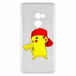 Чехол для Xiaomi Mi Mix 2 Pikachu in a cap
