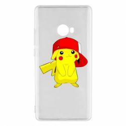 Чехол для Xiaomi Mi Note 2 Pikachu in a cap