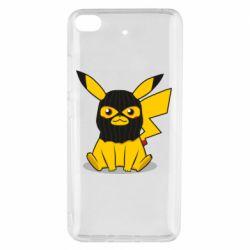 Чехол для Xiaomi Mi 5s Pikachu in balaclava