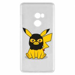 Чехол для Xiaomi Mi Mix 2 Pikachu in balaclava