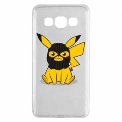 Чохол для Samsung A3 2015 Pikachu in balaclava