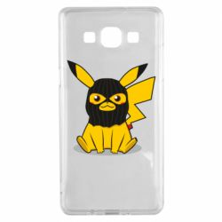 Чохол для Samsung A5 2015 Pikachu in balaclava