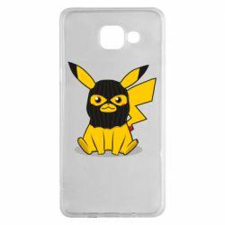Чохол для Samsung A5 2016 Pikachu in balaclava