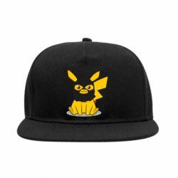 Снепбек Pikachu in balaclava